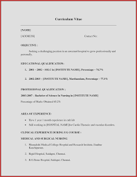 Resume Examples For Students With No Work Experience Best of Resume Examples No Work Experience Unique Resume For High School