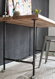 here are 10 ways the most creative use of shelving old sewing machines filing cabinets up an old door into a desk for workspace inspiring get inspired