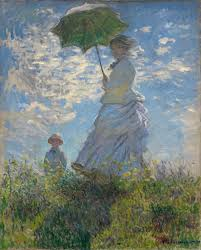 <b>Woman</b> with a Parasol - Madame Monet and Her Son - Claude ...