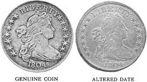 1804 Silver Dollar Value Chart 1804 Dollar Wikipedia