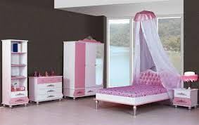 6er Set Kinderzimmer Prinzessin Kinder Bett Mädchen pink rosa ...