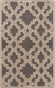 cream trellis rug regency trellis rug in dark grey medium grey and cream yarn and loom