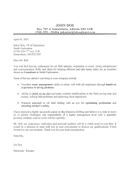 Sample Cover Letter For Job Opening Adriangatton Com