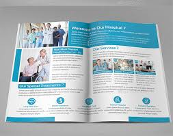 Medical Brochures Templates Adorable Medical Brochure Templates