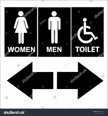 bathroom sign with arrow. Rhdebbarus Mens Bathroom Sign With Arrow Renege Renegotiate Inspirational Pics Of All Gender Enevrhenevinfo