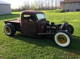 Chevy Pick Up Rat Rod Hot Rod Traditional Custom SCTA