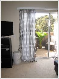 fantastic curtains over sliding glass door decorating with curtains over vertical blinds sliding glass doors