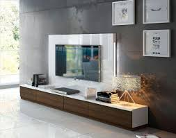 modern tv cabinets. fenicia contemporary 4 drawer tv unit and back panel with lighting modern tv cabinets