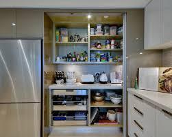 Roll up door pantry. Kitchen ...