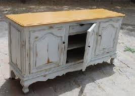 Distressed Finish Mango Wood Furniture Made In India