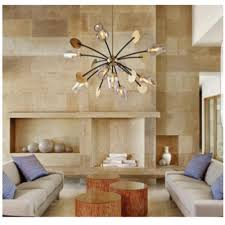 traditional glass modern hanging chandelier