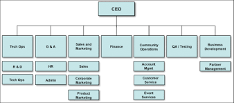 Saas Org Chart The 5 Classic Mistakes In Organizational Structure Or How