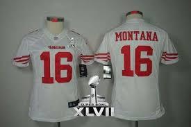 Super Jersey Joe Bowl Montana