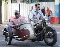 griffith park motorcycle sidecar rallyclassic harley motorcycle info