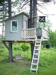 Simple Treehouse Ideas Best Tree House Plans To Make Your Childhood