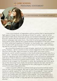 The Personal Statement that Got Me Accepted to Harvard Law School Wikipedia