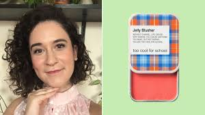 devon abelman orange blush too cool for jelly blusher