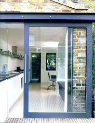 exterior kitchen doors outside doors with glass glass outside doors best sliding glass doors ideas on