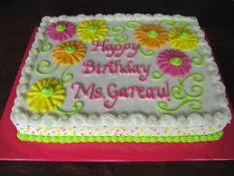30th Birthday Sheet Cake Ideas A Birthday Cake