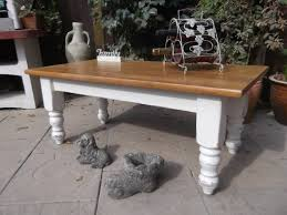 distressed wood coffee table diy