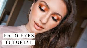 in today s video i m showing you how to create a perfect halo eyeshadow effect using urban decay cosmetics heat palette i hope you enjoy watching