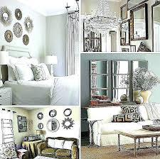 reflection wall mirror mirrors gallery decor collage inspirational multi reflections sticker