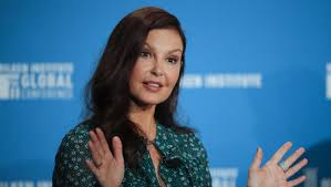 Ashley Judd shares update after shattering leg in African rainforest