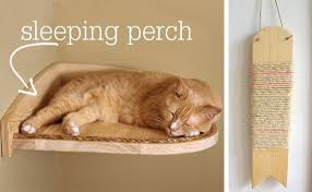 chic cat furniture. Plain Cat Treat You0027 Cat To Etsy Finds That Are Totally Hipster Chic  Furniture  Perch And Throughout Furniture S
