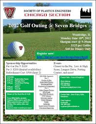 Golf Tournament Brochure Template Unique Golf Outing Flyer Flyer ...