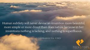 Da Vinci Quotes Delectable Learning Leonardo Da Vinci Quotes Never Exhausts The Mind TechStory