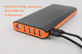 Mi Power Bank Light Not Blinking How Long To Charge A Power Bank 20000 Mah To Full Capacity