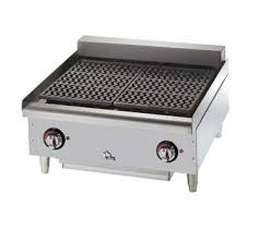 star max electric char broiler 36