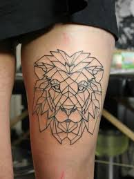 Tetování Pro Charakteristiku Znamení Lva Askfmtetovani123