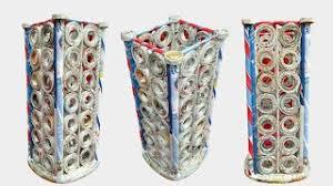 News Paper Flower Vase How To Make A Newspaper Pen Holder Or Vase Vidly Xyz