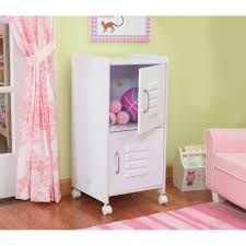 Locker Bedroom Furniture Kids Locker Cupboard In White Girls Bedroom Furniture Cuckooland
