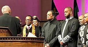 Black Clergy of Philadelphia Vicinity installs Rev. Robert Collier as its  new president - The Philadelphia Sunday Sun