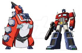 Small Picture BigBand Optimus Prime color palettes by LeoPrime995 on DeviantArt
