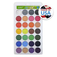 com vegan face paint kit top 28 color palette face paints 280 full faces volume painting made in the usa hypo allergenic paraben free