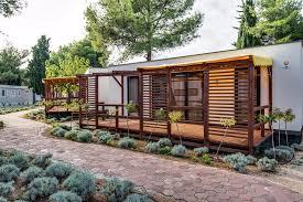 Luxury Mobile Home Bungalow Eco Mobile Homes Dalmatia Croatia Seget Vranjica