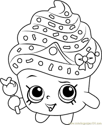 Shopkins Coloring Pages Pdf Beautiful Shopkins Coloring Pages For