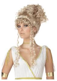 Goddess Hair Style athenian goddess wig 6403 by wearticles.com