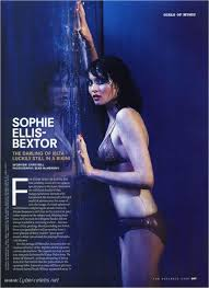 Picture sophie ellis bextor naked