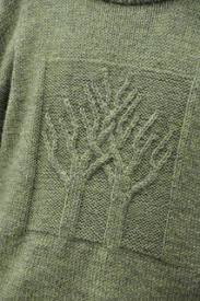 Ravelry Tree Of Life Sweater Pattern By Lion Brand Yarn