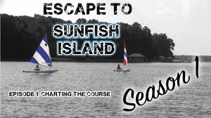 Charting A Course Sailing Escape To Sunfish Island Episode 1 Charting The Course
