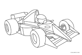 In this section, find a large selection of coloring pages race car. Free Printable Race Car Coloring Pages For Kids
