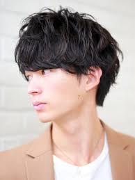 ムービングメンズマッシュメンズ髪型 Lipps 表参道mens