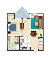 retirement community memory care in m oregon one bed one bath 752 sq ft retirement suite