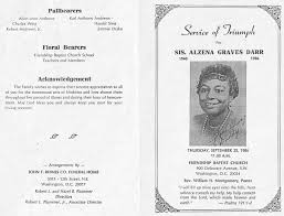 Best Photos Of Black Funeral Programs Sample Obituary Funeral - The ...