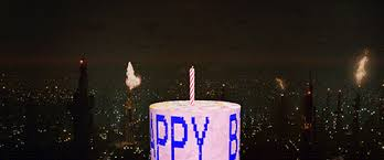 Gif Fire Happy Birthday Cake Animated Gif On Gifer