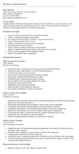 9 warehouse technician resume sample resumes sample resumes supply technician resume sample